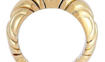 Bvlgari Bvlgari 18K Yellow Gold Ring