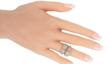 LB Exclusive LB Exclusive 18K Rose Gold 2.50 ct Diamond Ring