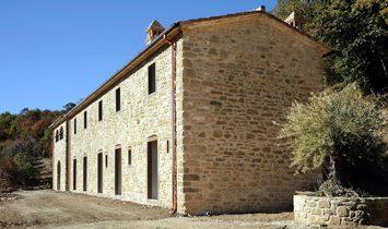 Farm Ranch in Citta di Castello, Umbria, Italy 1