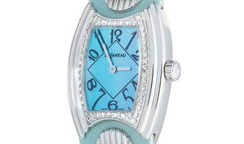 DeLaneau DeLaneau Princess Watch IMFL076 WG NB082