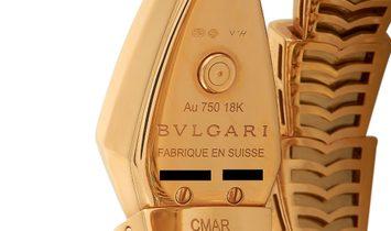Bvlgari Bvlgari Serpenti Jewellery Watch 101790
