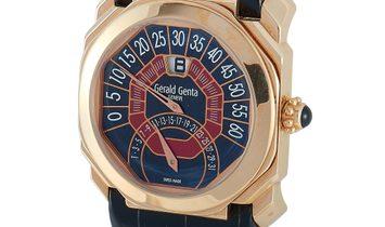 Gerald Genta Gerald Genta Octo Bi-Retro Watch OBR.Y.50