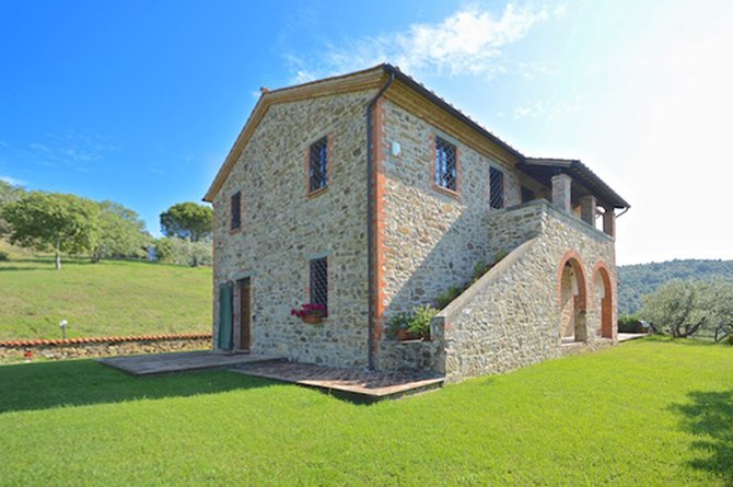 Farm Ranch in Panicale, Umbria, Italy 1 - 10702547