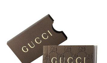 Gucci Gucci Horsebit Rhodium-Plated Sterling Silver Bracelet Size 18