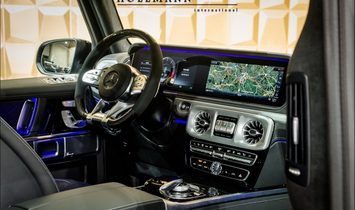 MERCEDES-BENZ G 63 AMG ARMOURED VR8 CUSTOMIZED