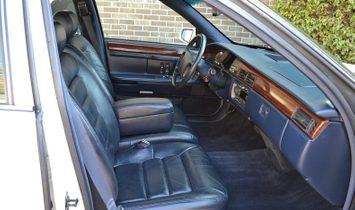 1996 Cadillac Deville 4dr Sdn