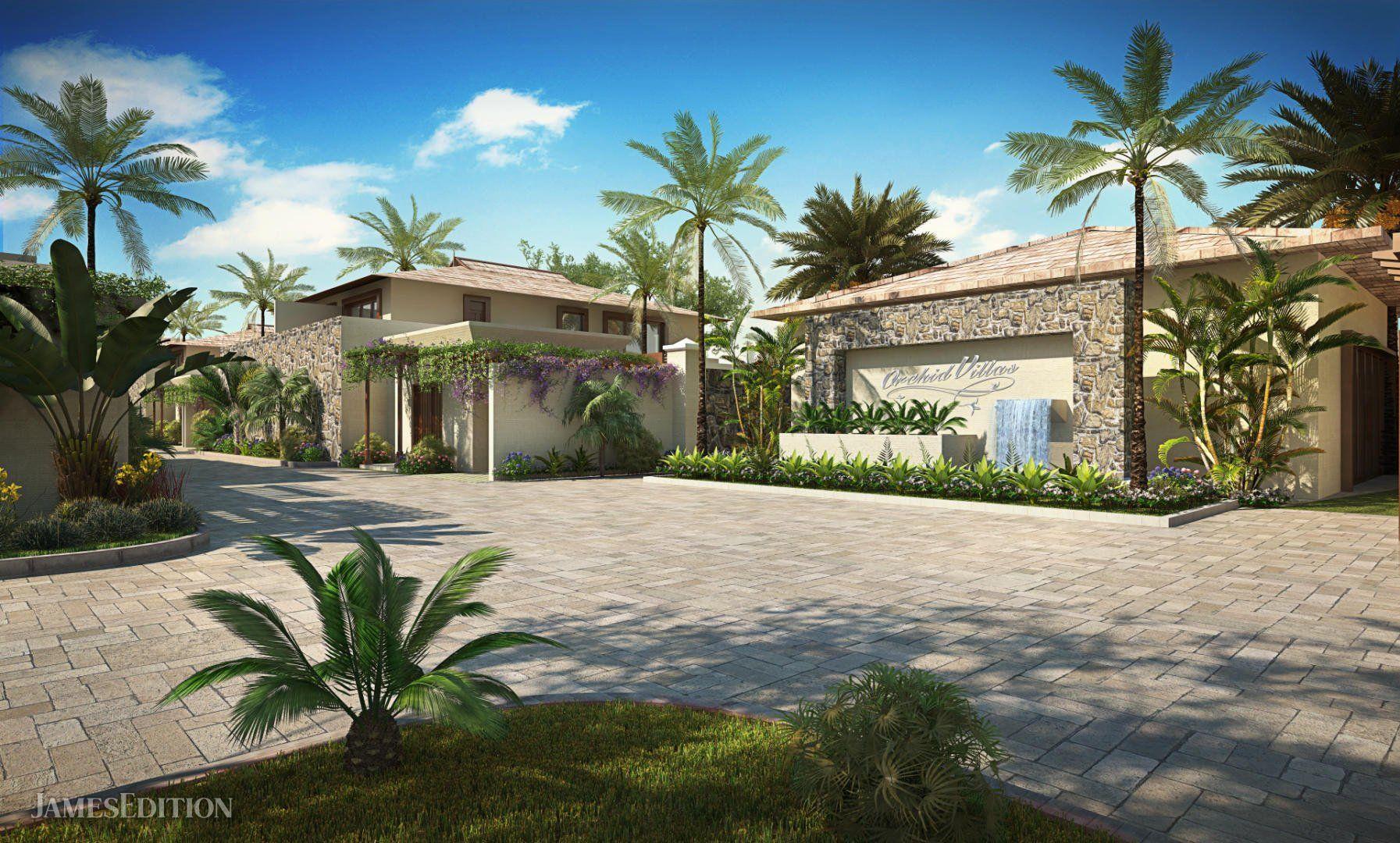 Villa in Pereybere, Rivière du Rempart District, Mauritius 1