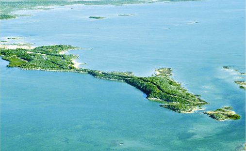Private Island in The Bahamas