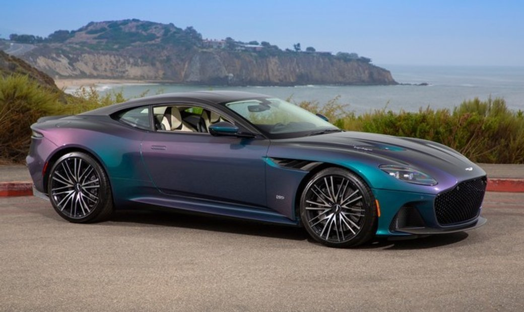 2020 Aston Martin Dbs In Newport Beach Ca United States For Sale 10972012