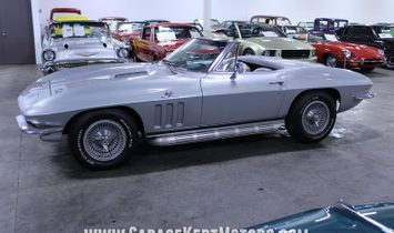 1966 Chevrolet Corvette 427 Convertible