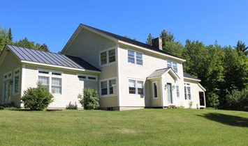 House in Rochester, Vermont, United States