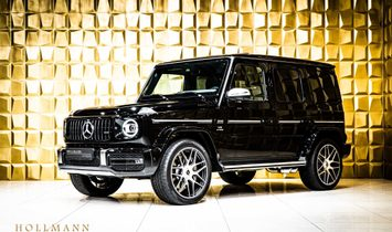 MERCEDES-BENZ G 63 AMG STRONGER THAN TIME