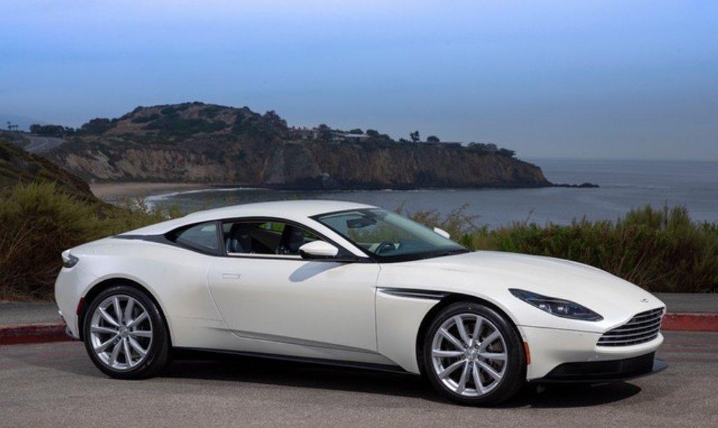 2020 Aston Martin Db11 In Newport Beach California United States For Sale 10972007