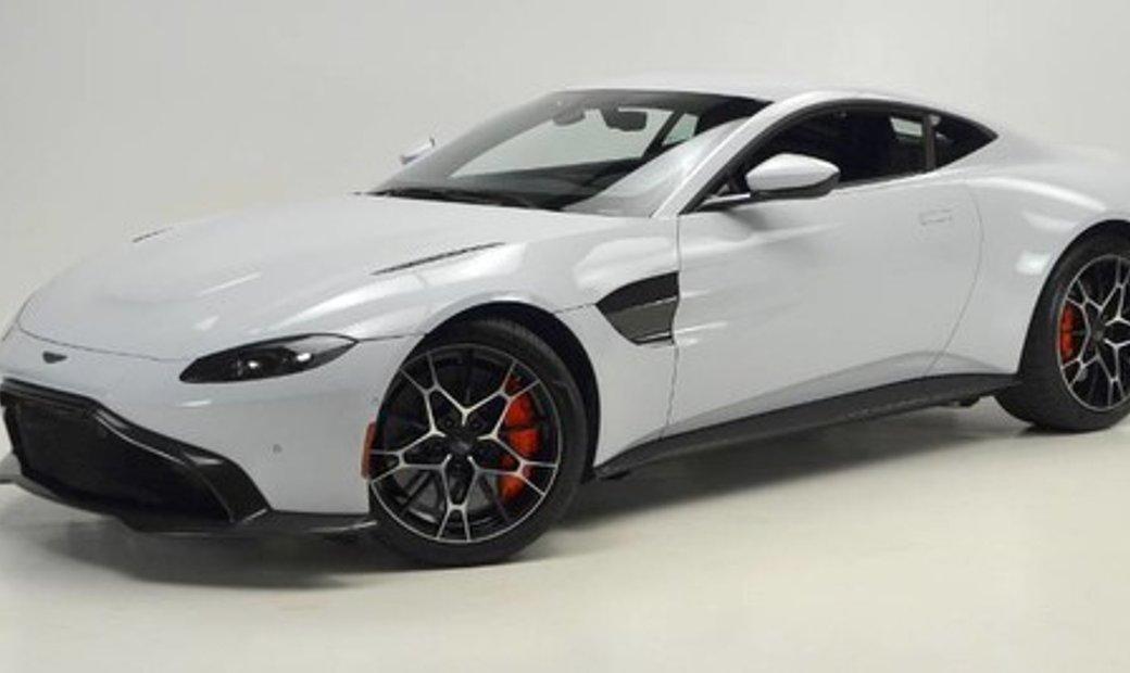 """2020 Aston Martin Vantage """"AMR"""""""