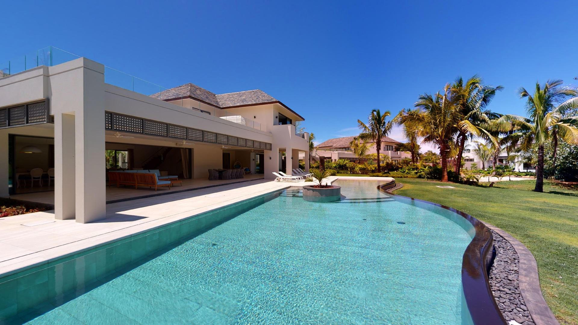 Villa in Bel Air, Flacq District, Mauritius 1