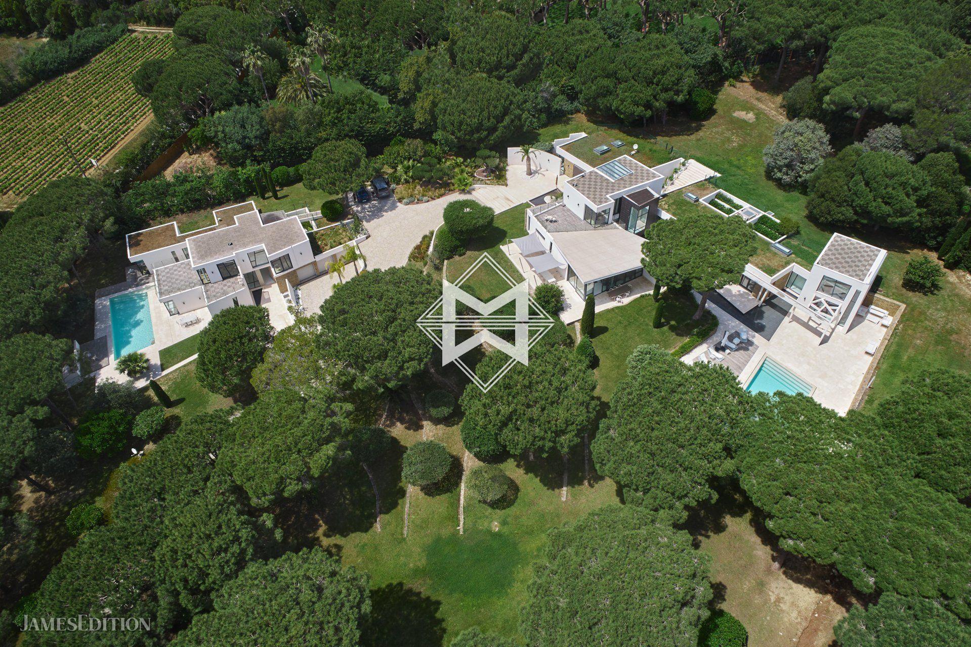 Villa in Ramatuelle, Provence-Alpes-Côte d'Azur, France 1 - 10929389