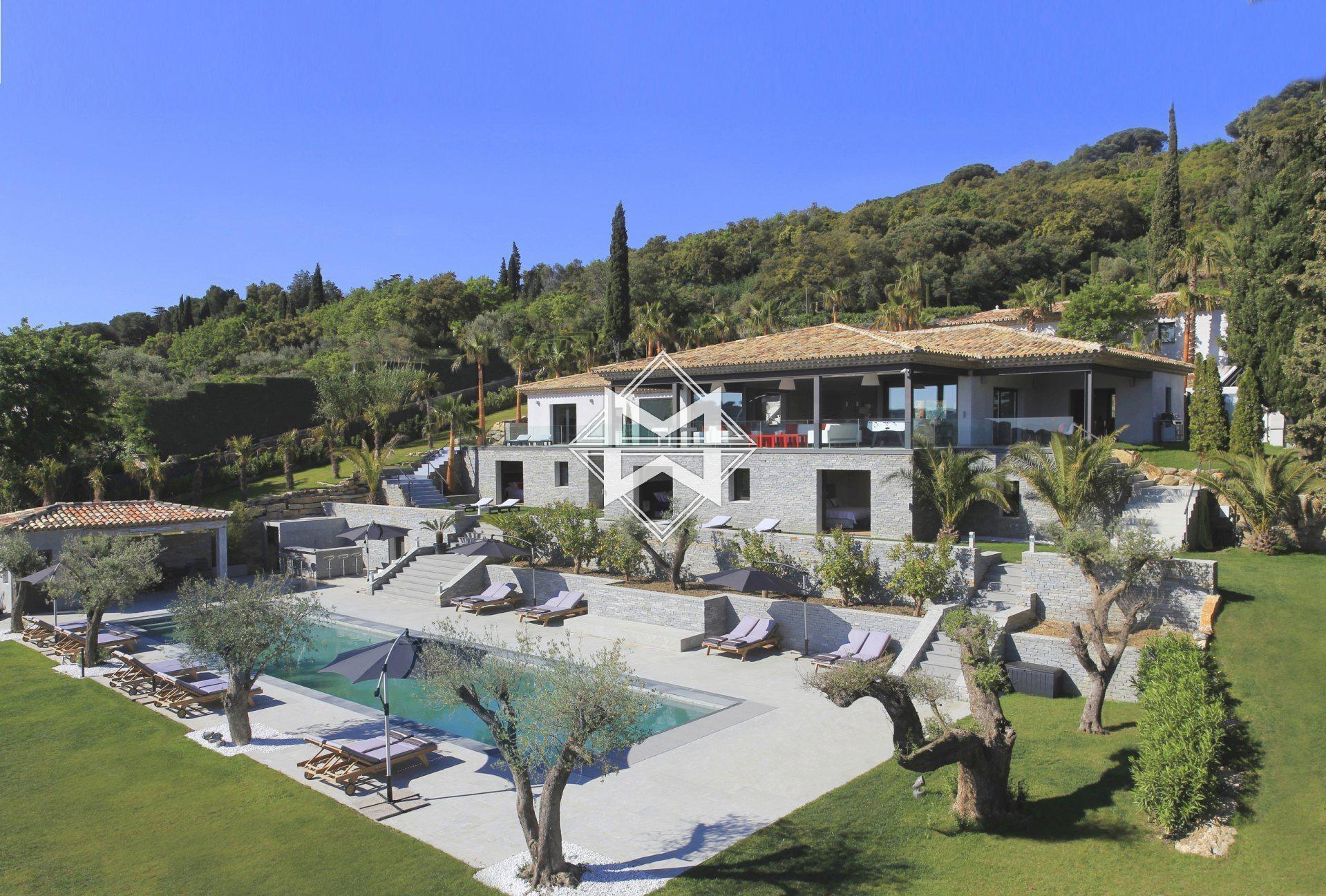 Villa in Saint-Tropez, France 1
