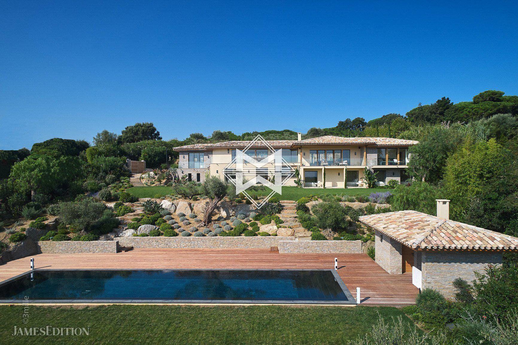 Villa in Saint-Tropez, Provence-Alpes-Côte d'Azur, France 1 - 10929400
