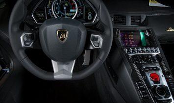 2017 Lamborghini Aventador Miura