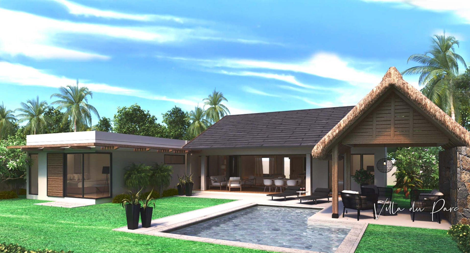 Villa in Cap Malheureux, Rivière du Rempart District, Mauritius 1