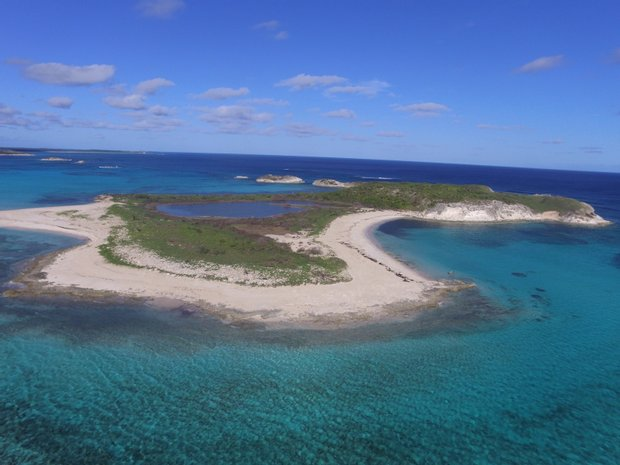 Private Island in San Salvador, The Bahamas 1