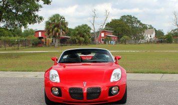 2008 Pontiac Solstice GXP
