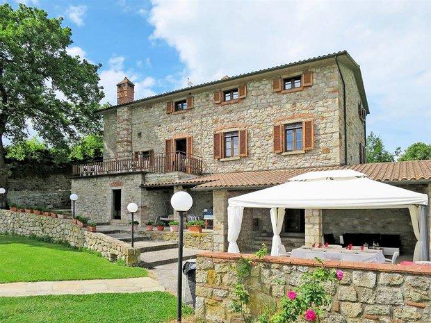 Farm Ranch in Roccastrada, Tuscany, Italy 1