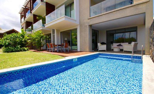 Apartment in Rivière Noire District, Mauritius