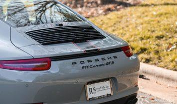2016 Porsche 911 Carrera GTS Rennsport