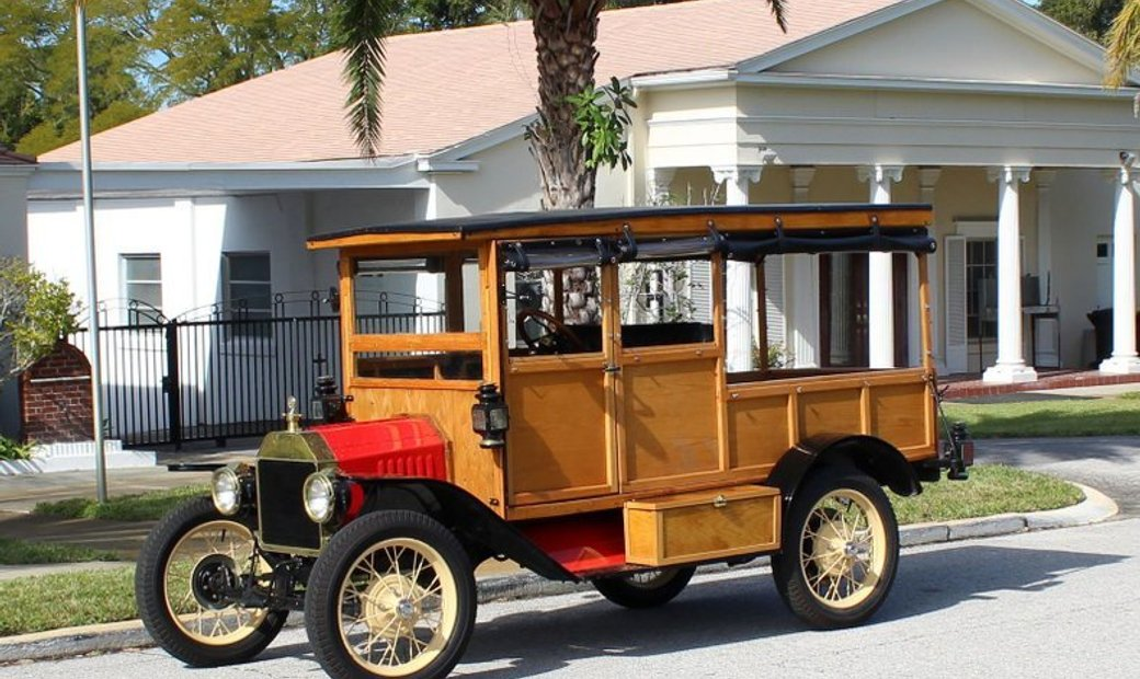 1915 Ford Model T In Pinellas United States For Sale 10834092