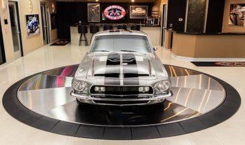 1968 Ford Mustang Fastback Restomod