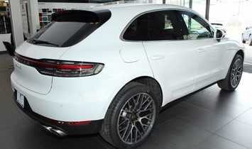 Porsche MacanS