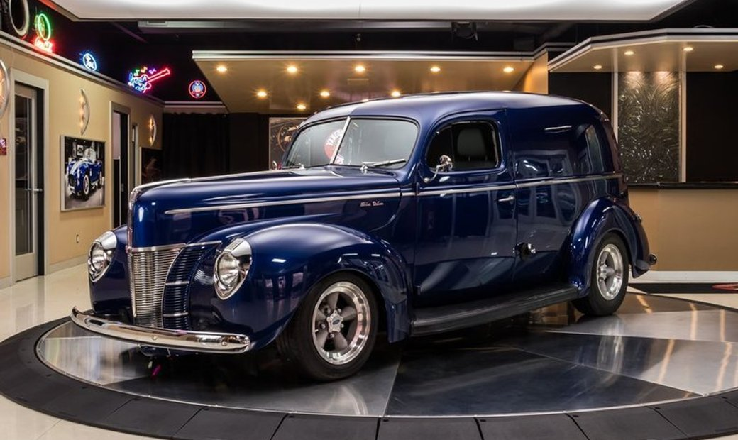 1940 Ford Sedan Delivery Street Rod