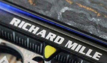 Richard Mille RM 11-03 Black Carbon Annual Calendar Flyback Chronograph