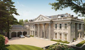 House in Oxshott, England, United Kingdom