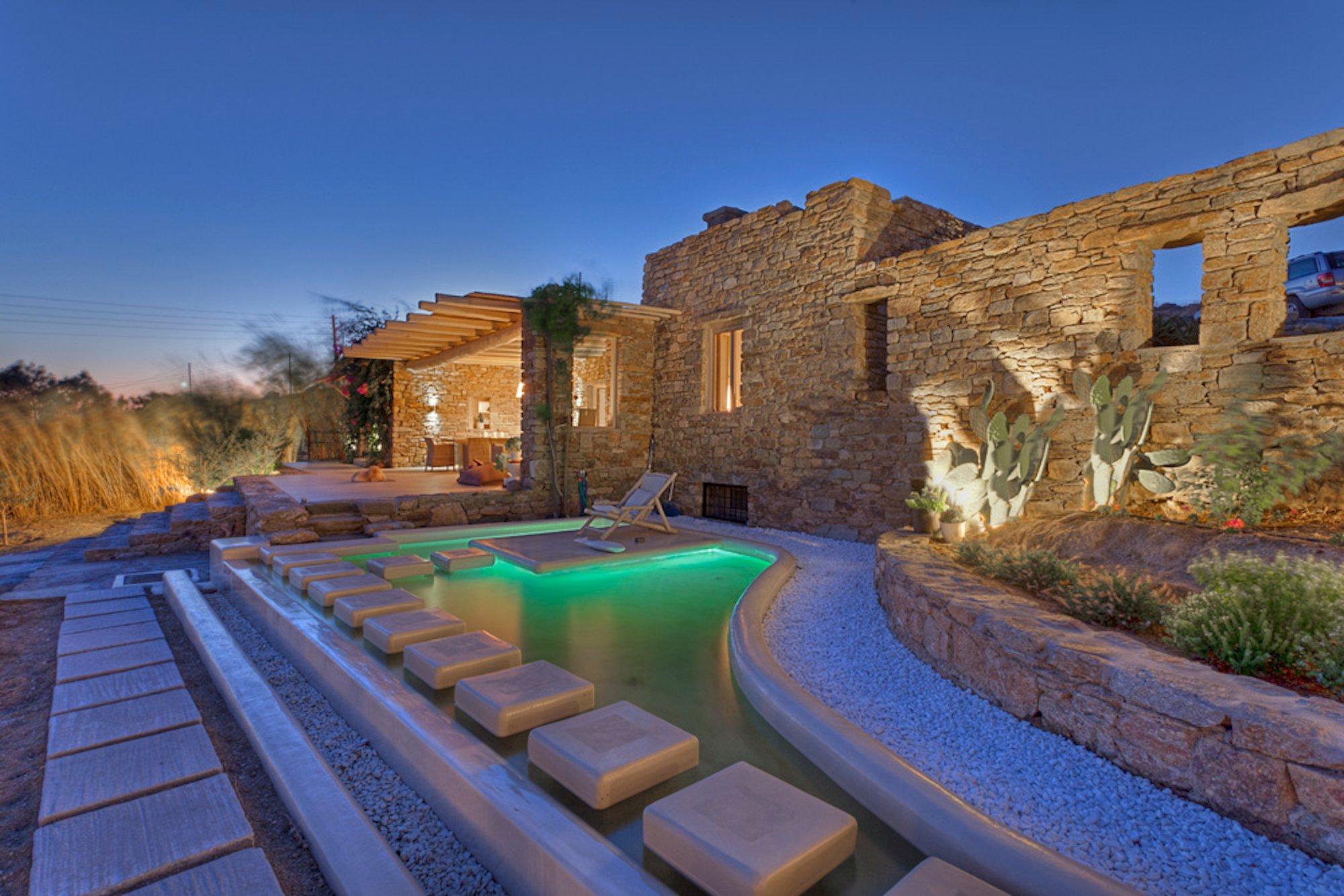 House in Mikonos, Greece 1