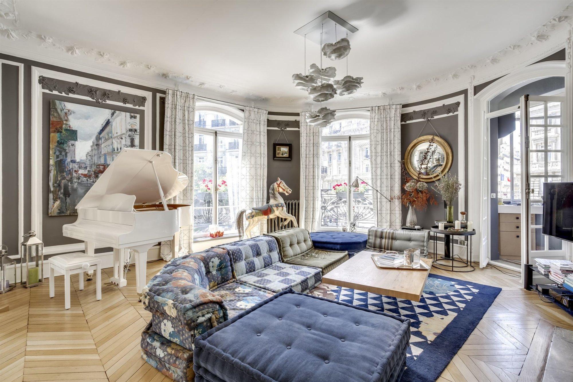 Apartment in Paris, France 1