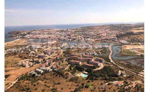 Land in Lagos, Faro, Portugal