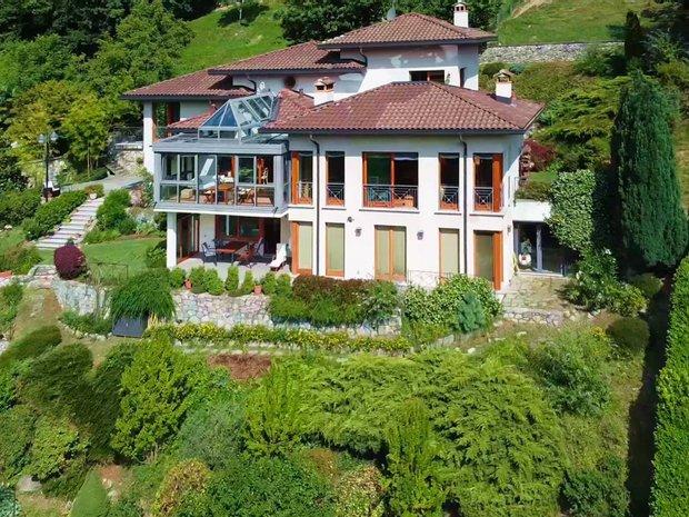 House in Cerano d'Intelvi, Lombardy, Italy 1