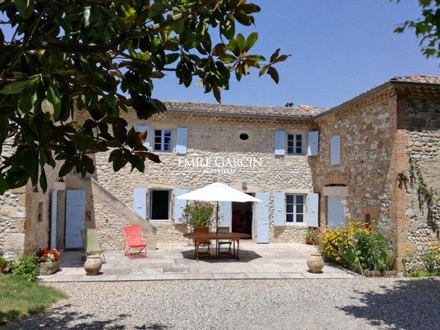 House in Saint-Gervais-sur-Roubion, Auvergne-Rhône-Alpes, France 1