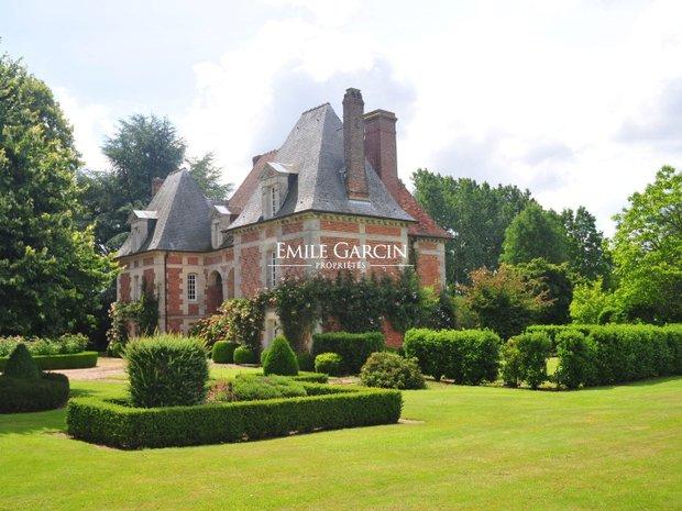 House in Fauguernon, Normandy, France 1