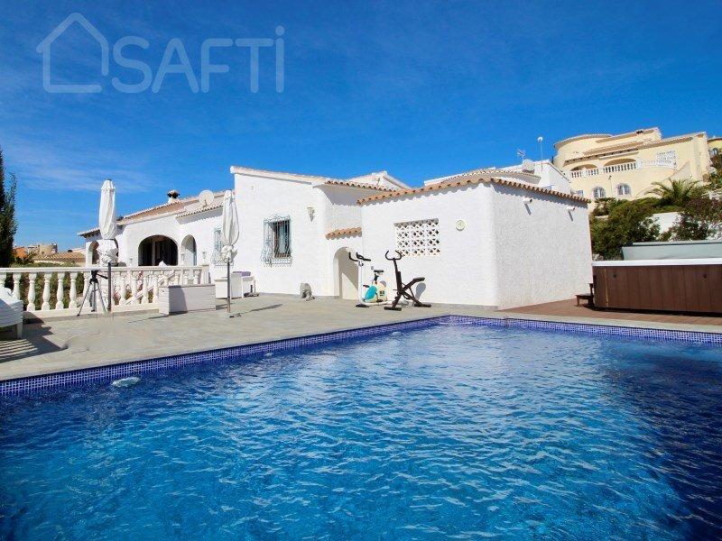 House in El Poble Nou de Benitatxell, Valencian Community, Spain 1 - 10870933