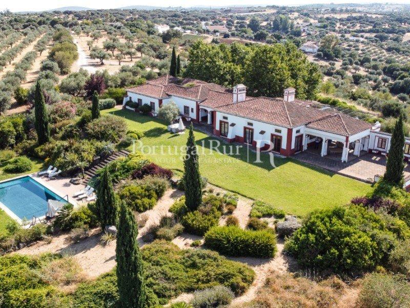 Farm Ranch in Elvas, Portalegre District, Portugal 1