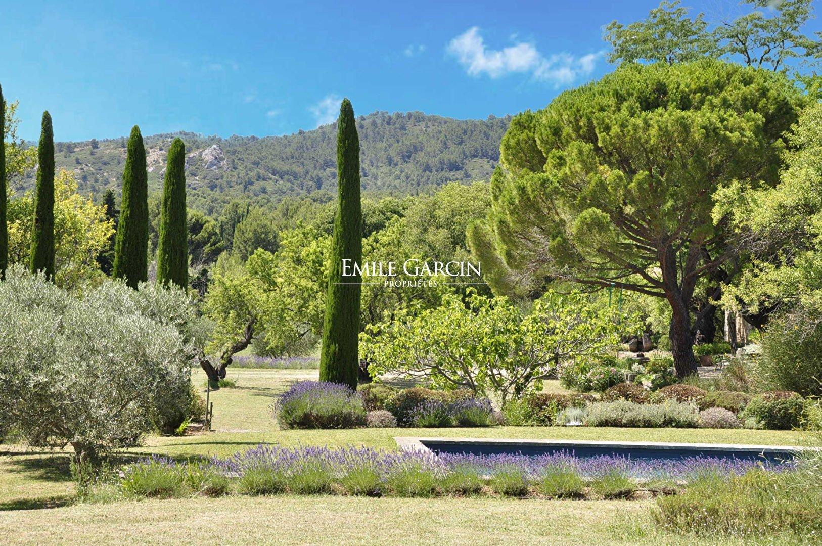 Estate in Les Baux-de-Provence, Provence-Alpes-Côte d'Azur, France 1