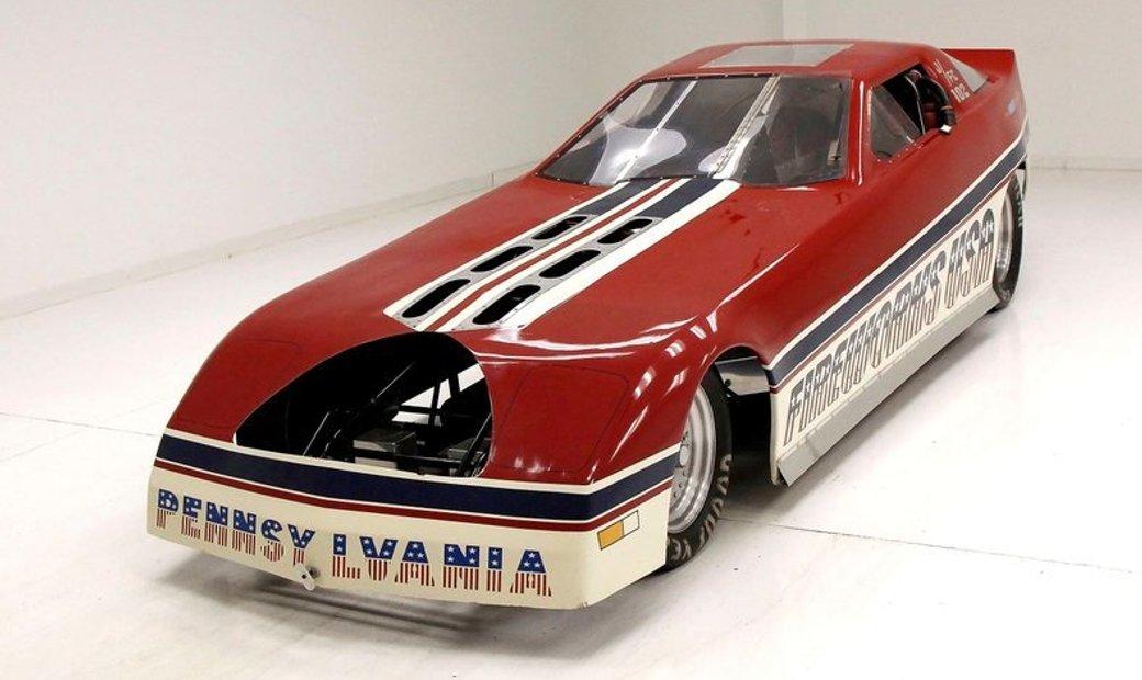 1984 Chevrolet Corvette Jet Funny Car