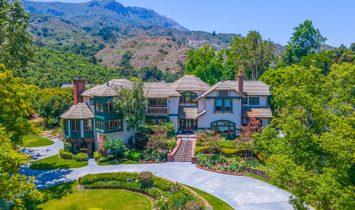 Maison à Santa Paula, Californie, États-Unis 1