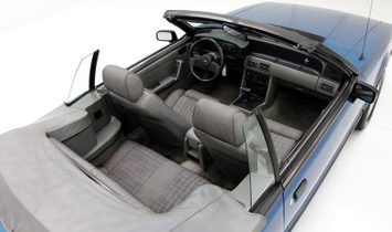 1989 Ford Mustang Convertible
