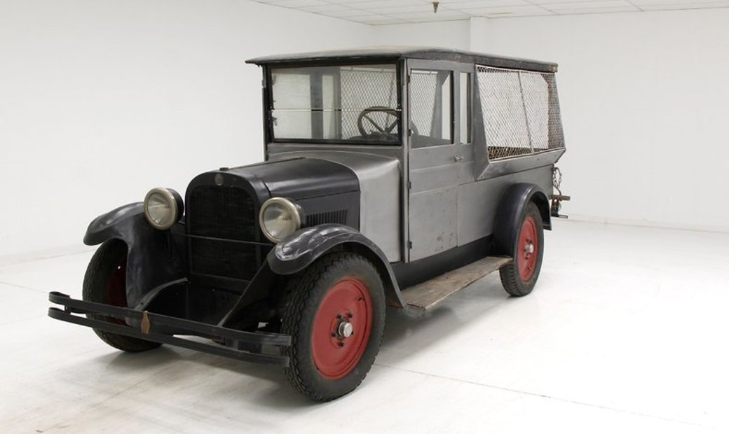 1927 Dodge Brothers Screen Side