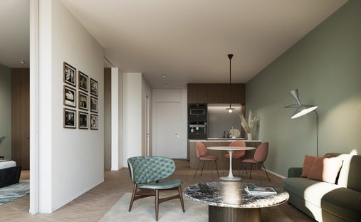 Apartment in Mitte, Berlin, Germany