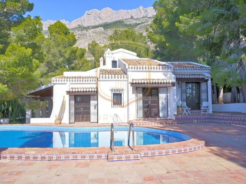 House in Altea, Valencian Community, Spain 1 - 10841654